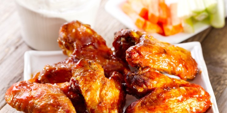 crispy-baked-chicken-wings